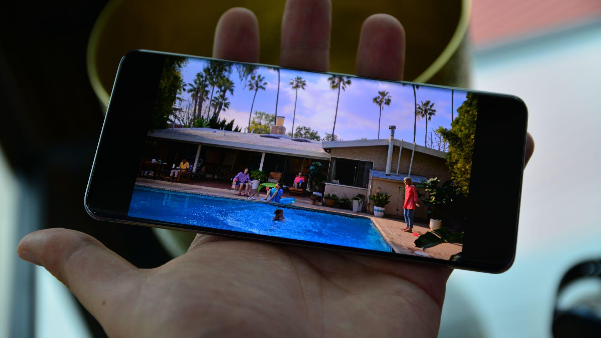 Samsung Galaxy S20 Ultra снима 8К видео