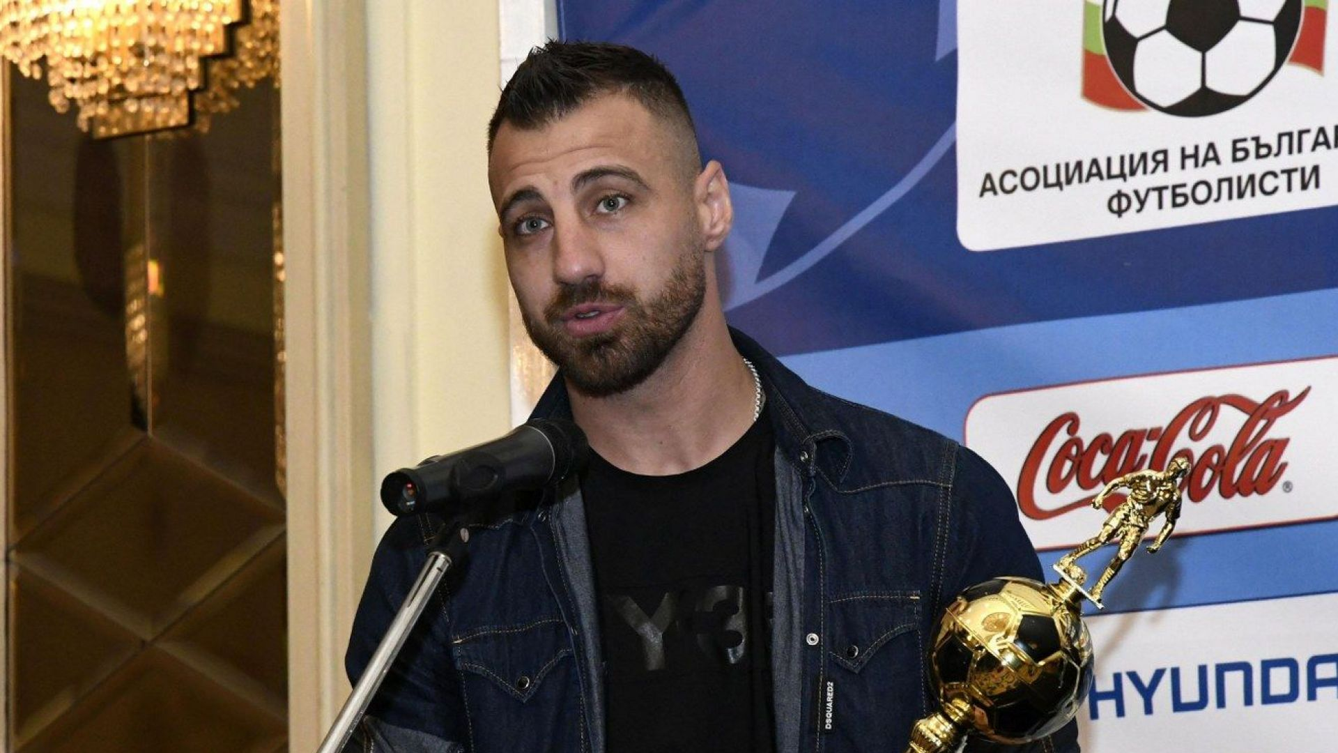 Николай Бодуров за националния тим: По-малко социални мрежи, а да си налягат парцалите на терена