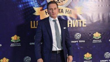 Кирил Домусчиев е заразен с Covid-19