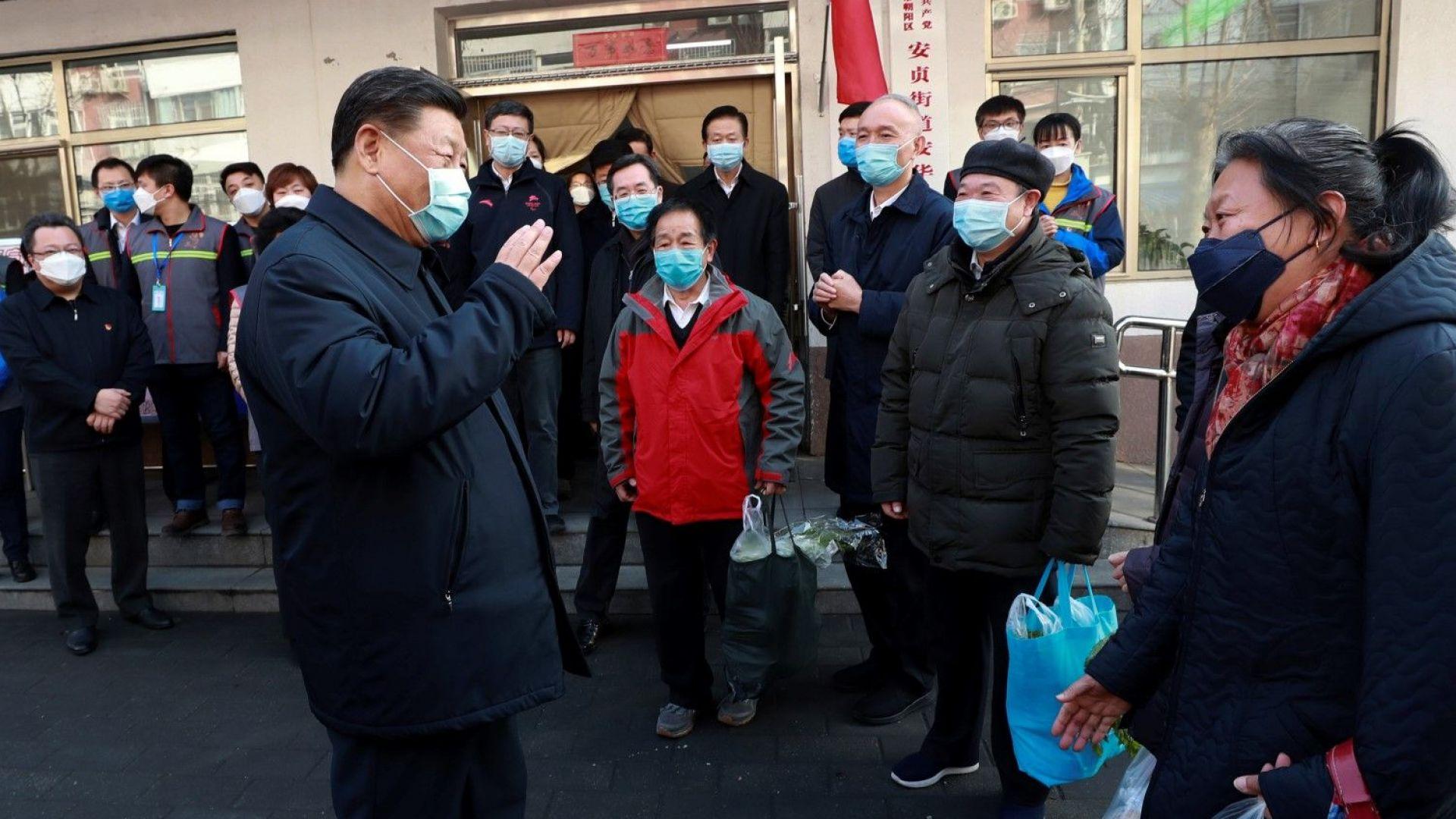 Пекин отстрани няколко висши служители в хода на борбата за