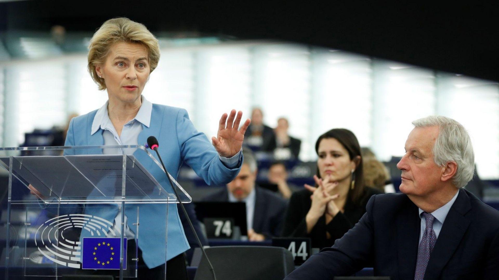 ЕК предлага да съгласува със САЩ действията в Източна Европа
