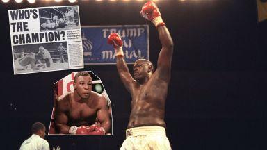 Да умъртвиш Звяра - 30 години от най-сензационния мач в историята на бокса