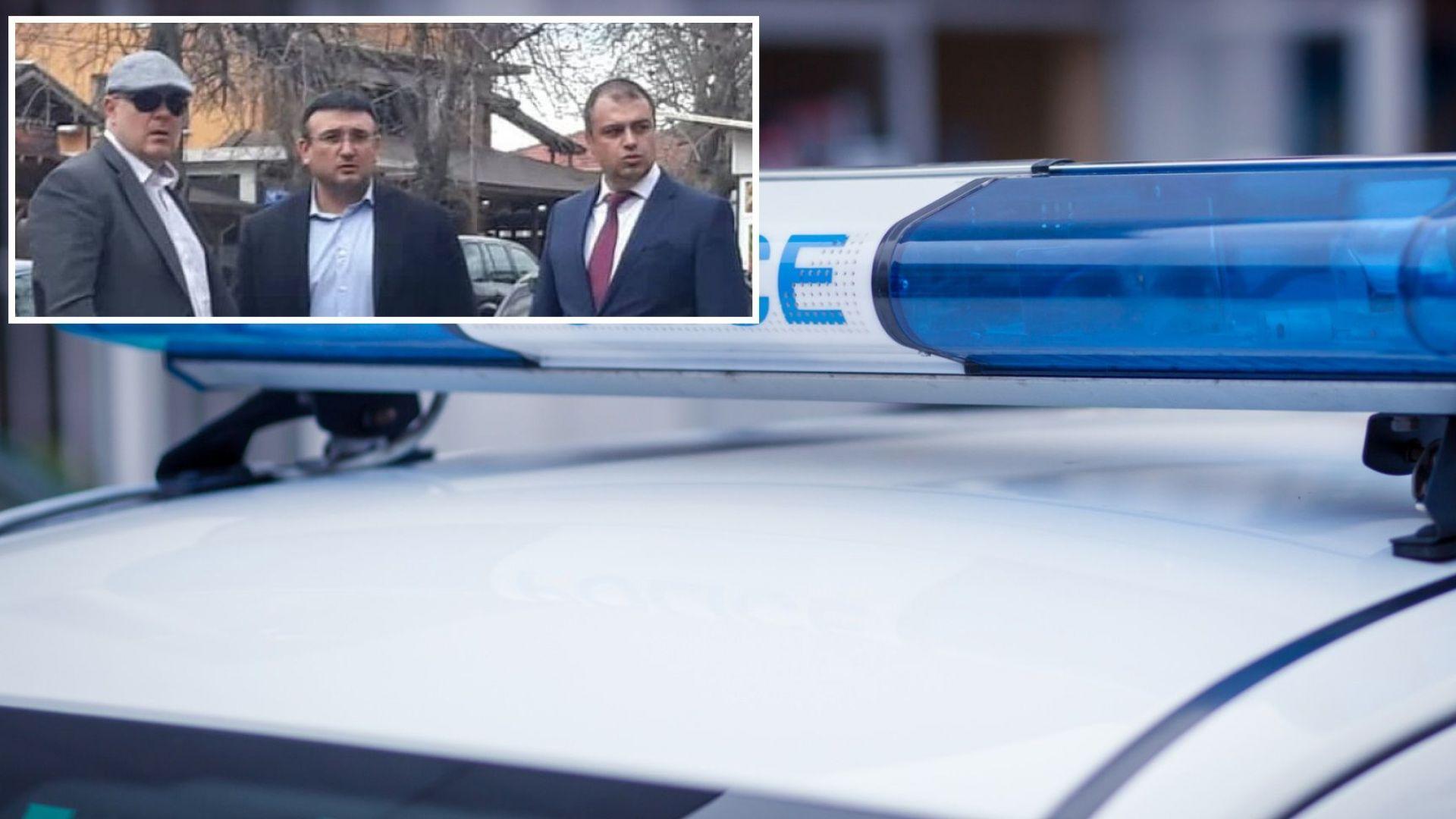 Внезапно посещение в пловдивското село Белозем направиха главният прокурор Иван