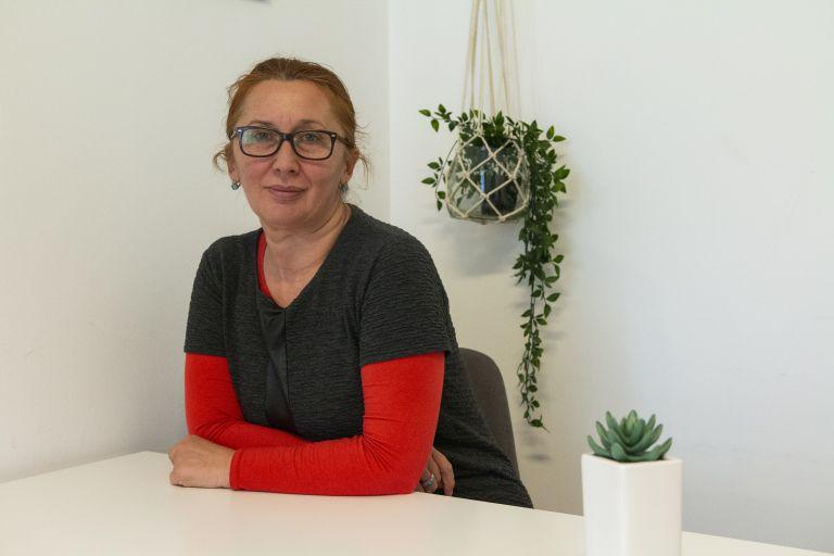 Психотерапевтът Жулиета Кузманска