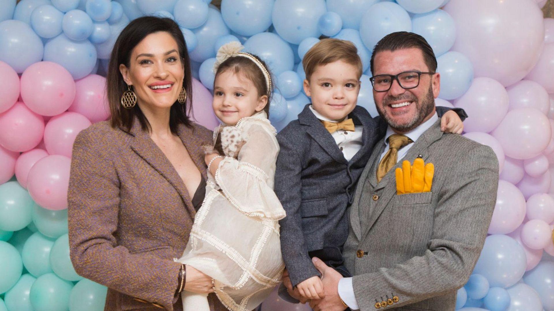 Доктор Ангел Енчев: С Теодора не живеем заедно, но децата ни са приоритет