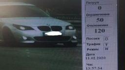 Бързи и яростни в Пловдив: Нарушители вдигат 253 км/час по магистралата и 170 км/ч из града