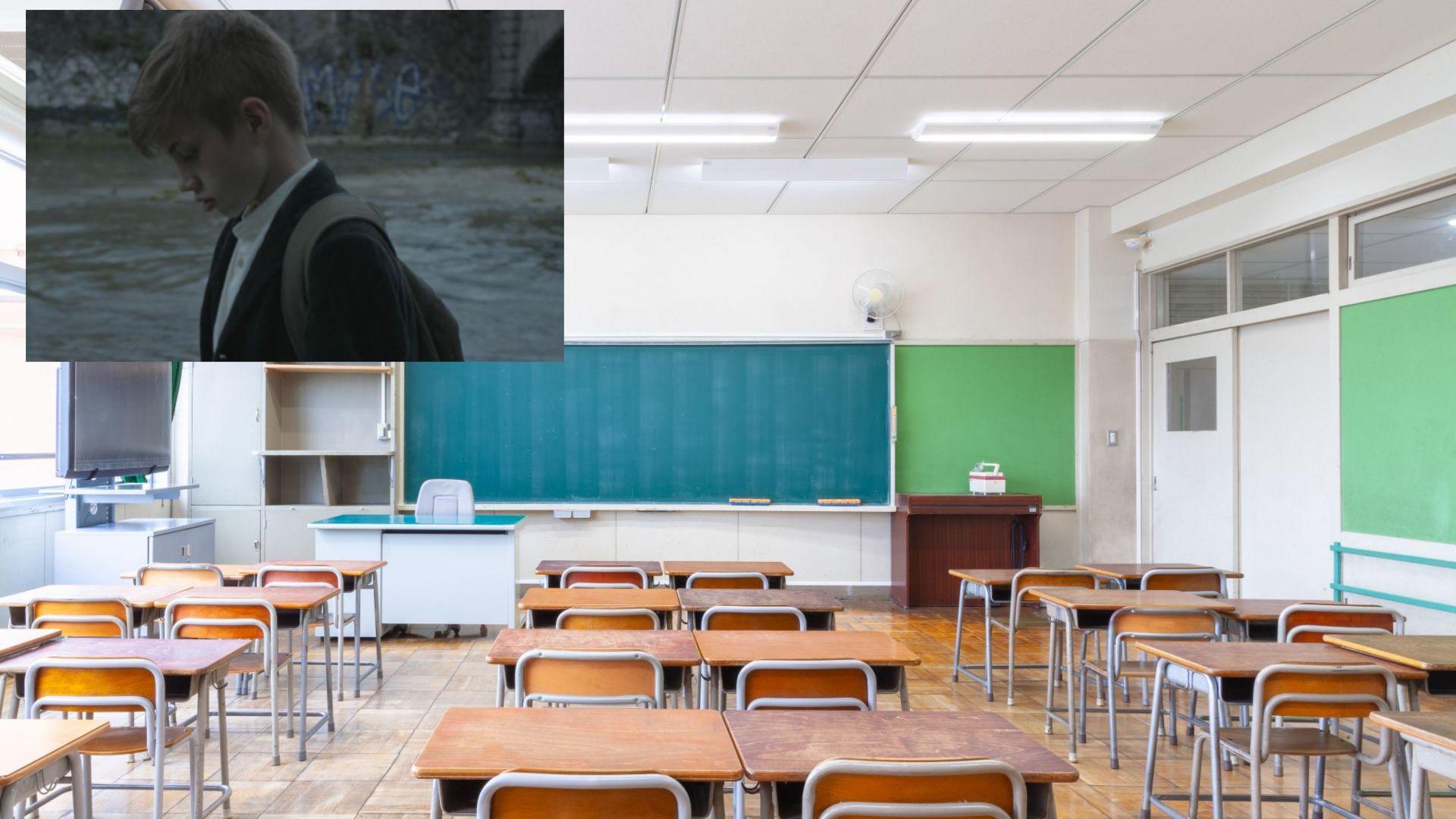 """Нов скандал в училище: Родители шокирани от """"самоубийство"""" във филм срещу насилието"""
