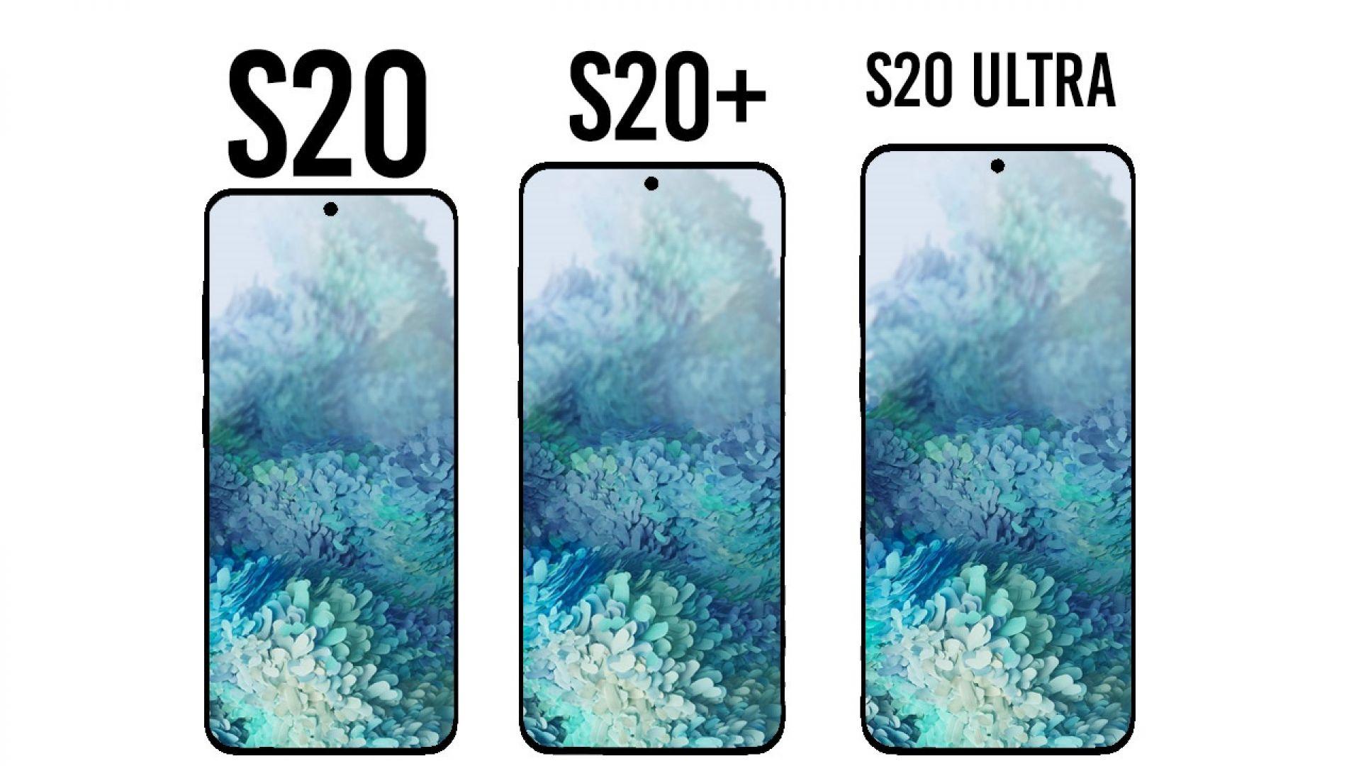 Започнаха предварителни поръчки за дългоочакваните Samsung Galaxy S20, S20+ и S20 Ultra в онлайн магазина на А1