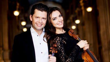 Музикално пиршество с Юлиан Рахлин и Сара МакЕлрави