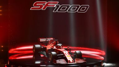 """""""Ферари"""" форсира промените по болида след проблемите на старта"""