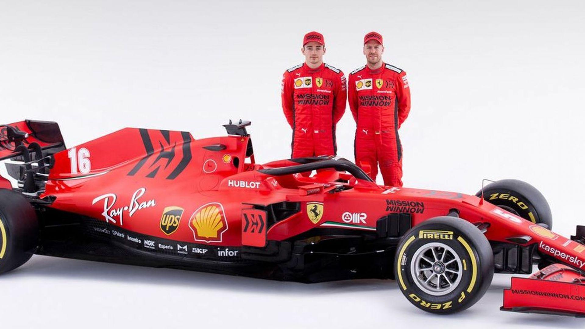 """""""Ферари"""" прави големи промени в болида, отписа първите два старта за сезона"""