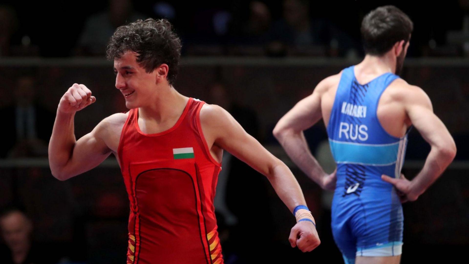 """Борци от 20 страни идват на """"Никола Петров"""", някои остават до олимпийската квалификация"""
