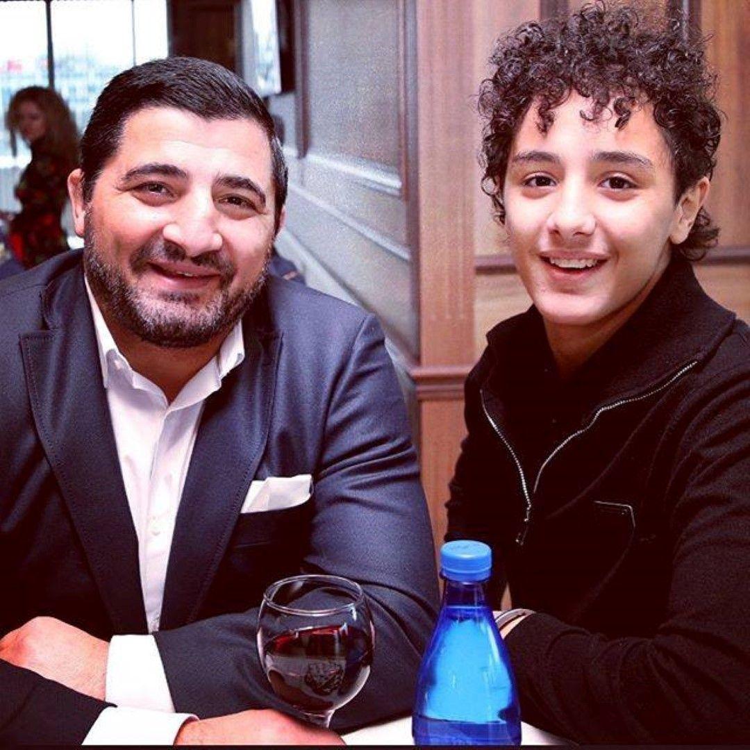 Армен и Едмонд - баща и син шампиони