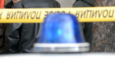 Откриха мъж с прерязано гърло в мазето на затворено училище