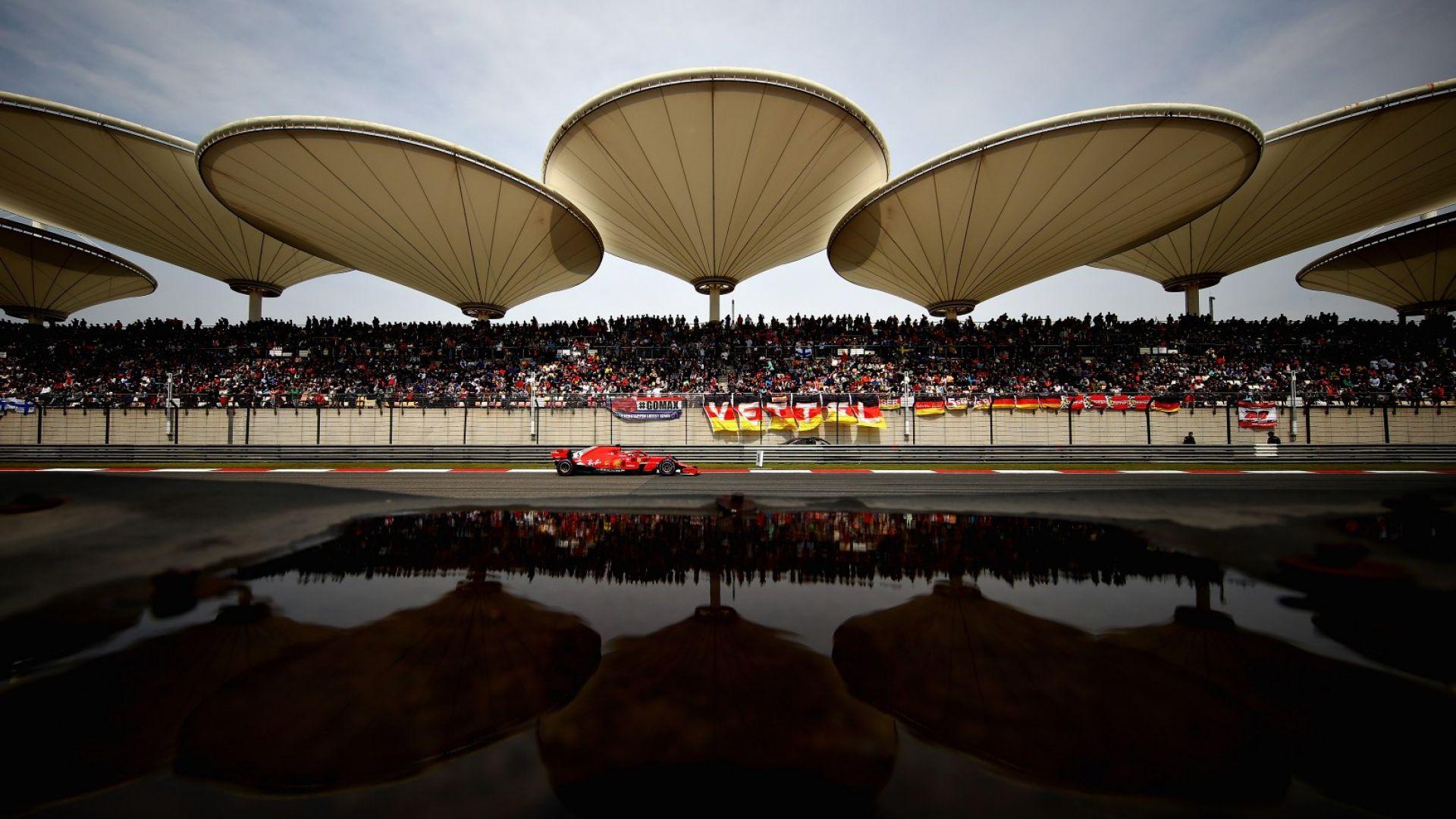 Страхът от коронавирус победи Формула 1