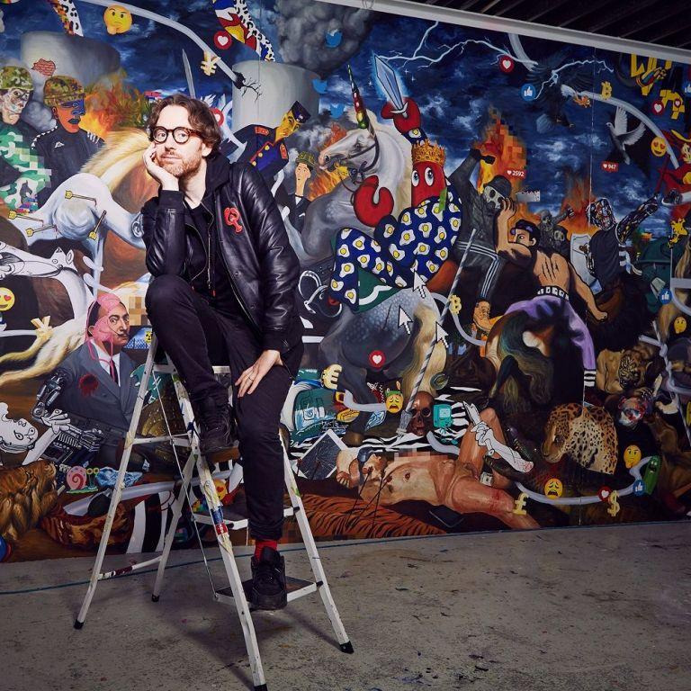 Изкуството на ежедневието с Филип Колбер