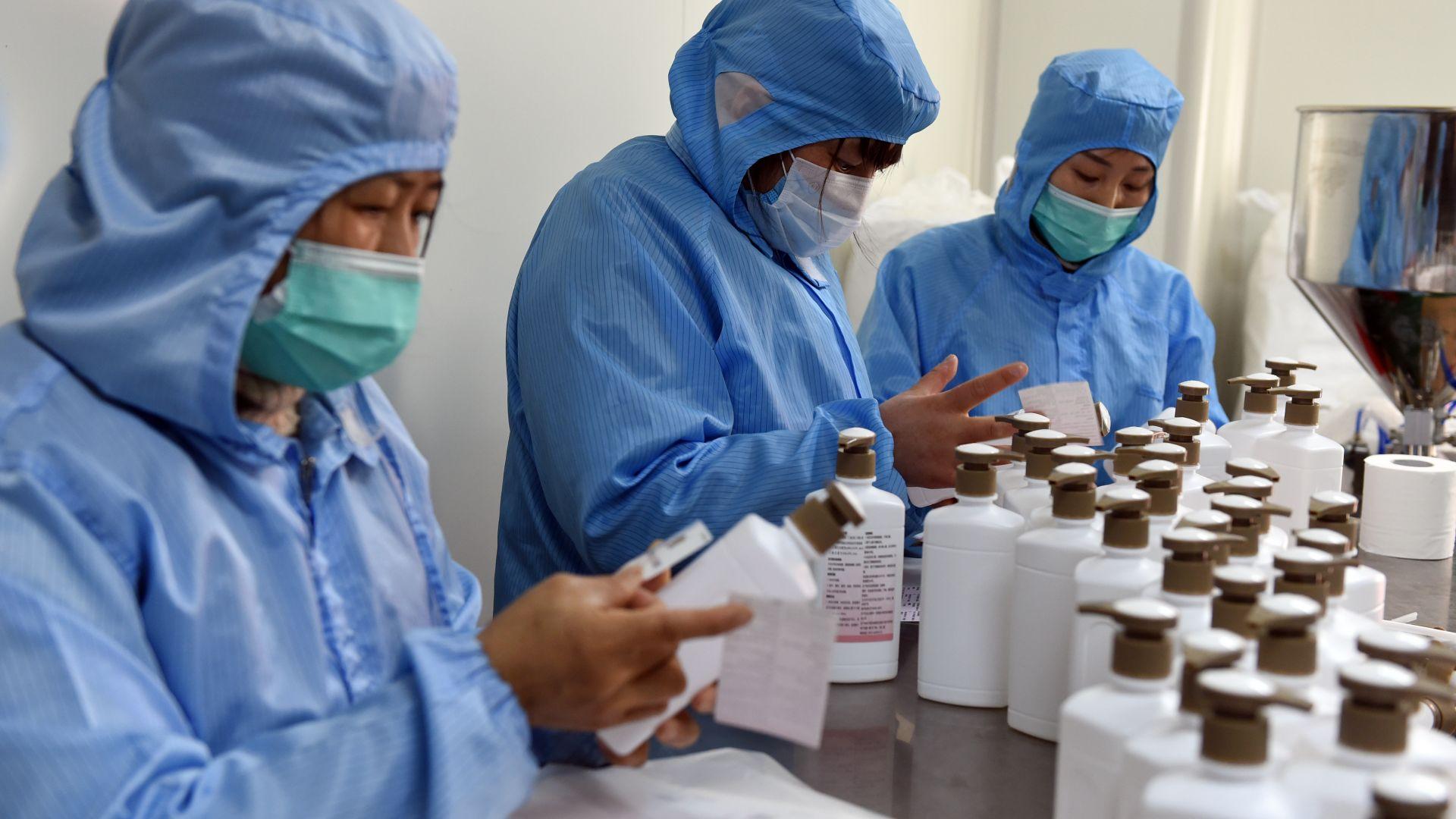 Техника с преливане на плазма се оказа ефективна при лечение на коронавируса