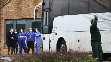 Първа жертва на коронавируса в Европа - китайски турист умря във Франция