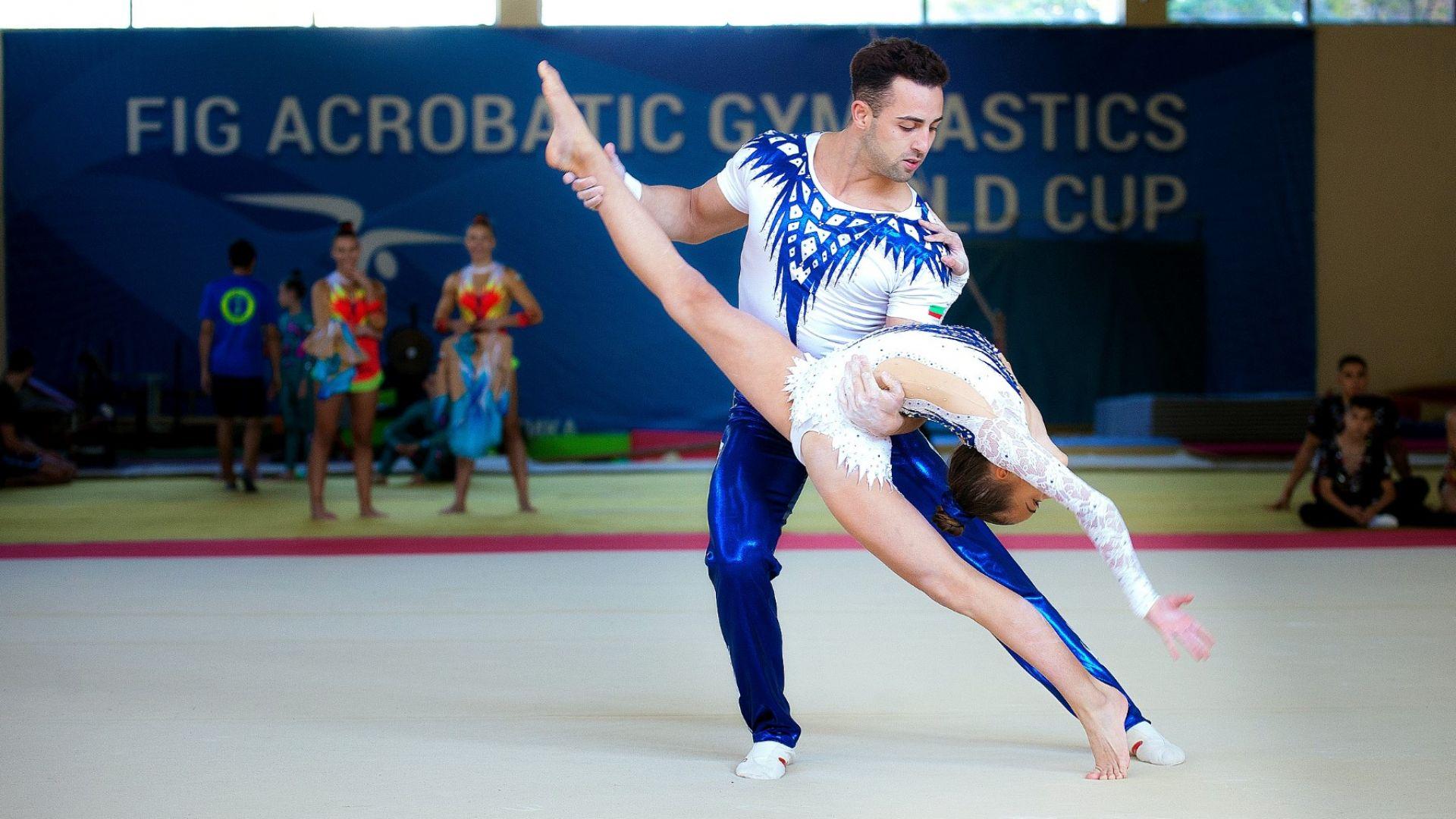 Световни и европейски шампиони идват на голямо състезание по акробатика в София