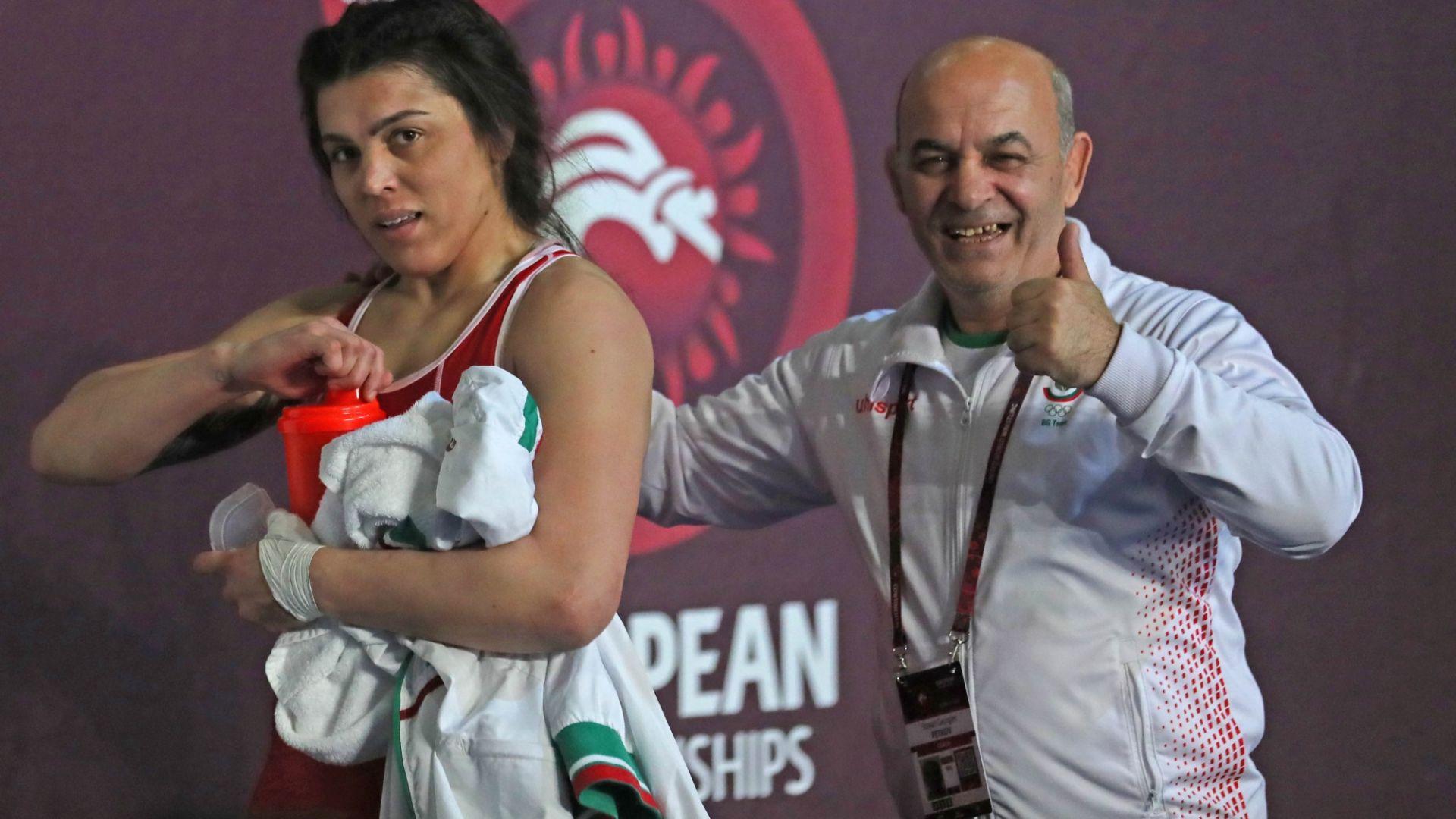 Мими Христова осигури нов финал за България, Тайбе Юсеин ще се бори за бронз