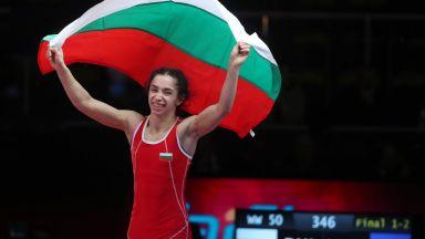 Миглена Селишка донесе второ европейско злато на България