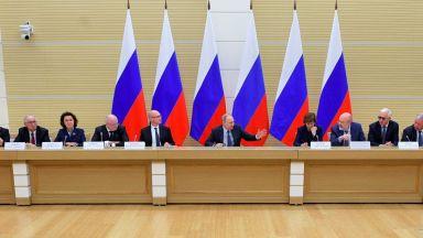 Путин: Докато аз съм начело, еднополови бракове в Русия няма да има