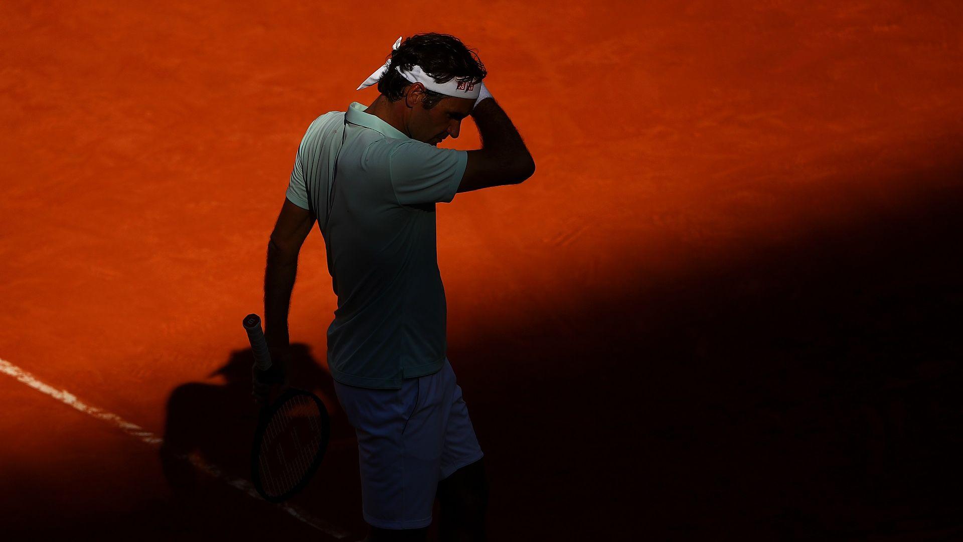 Роджър Федерер ще пропусне Мастърсите на клей