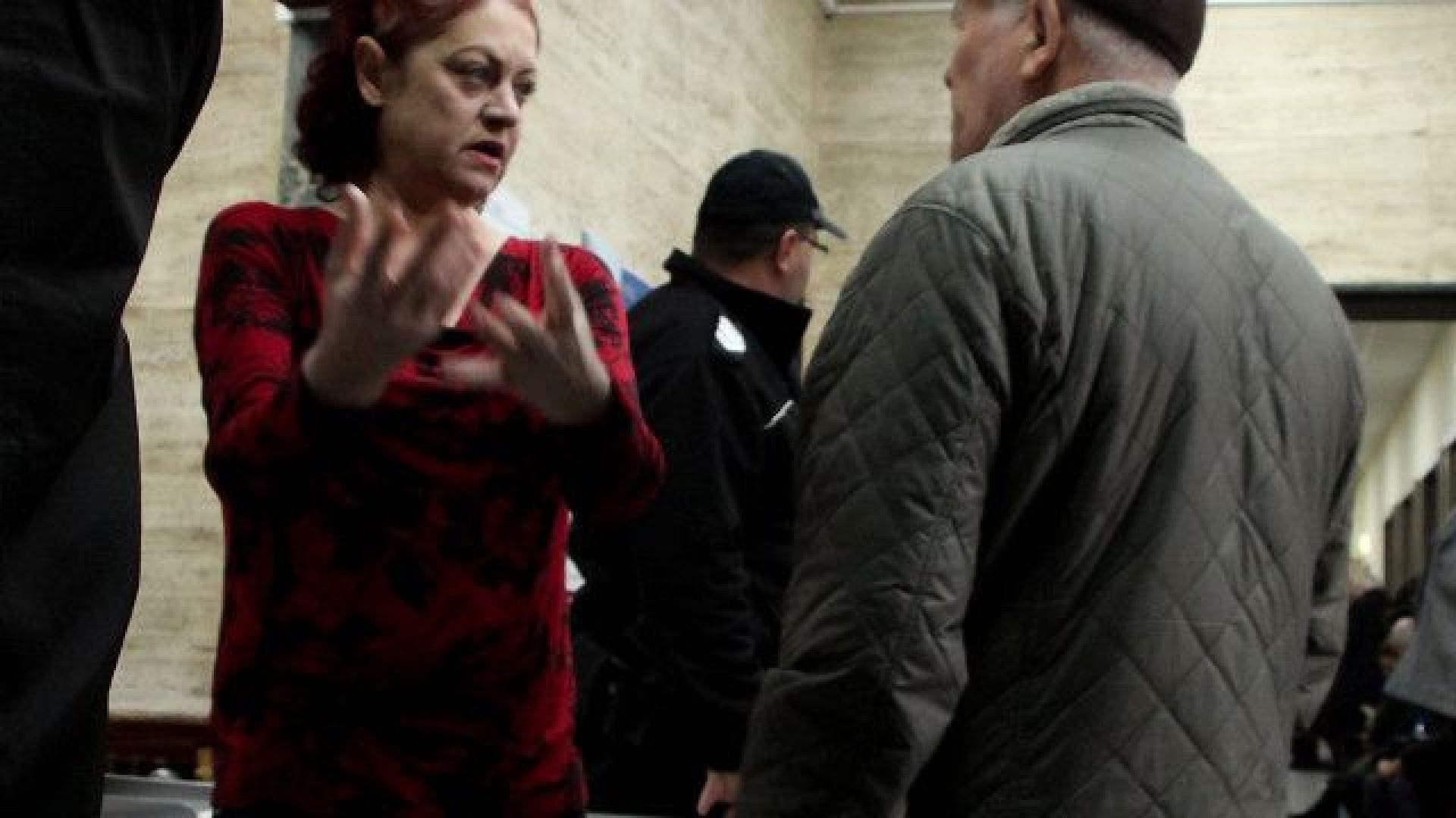 Пияната учителка разочарована от професията, осъдена бе на 1 г. условно