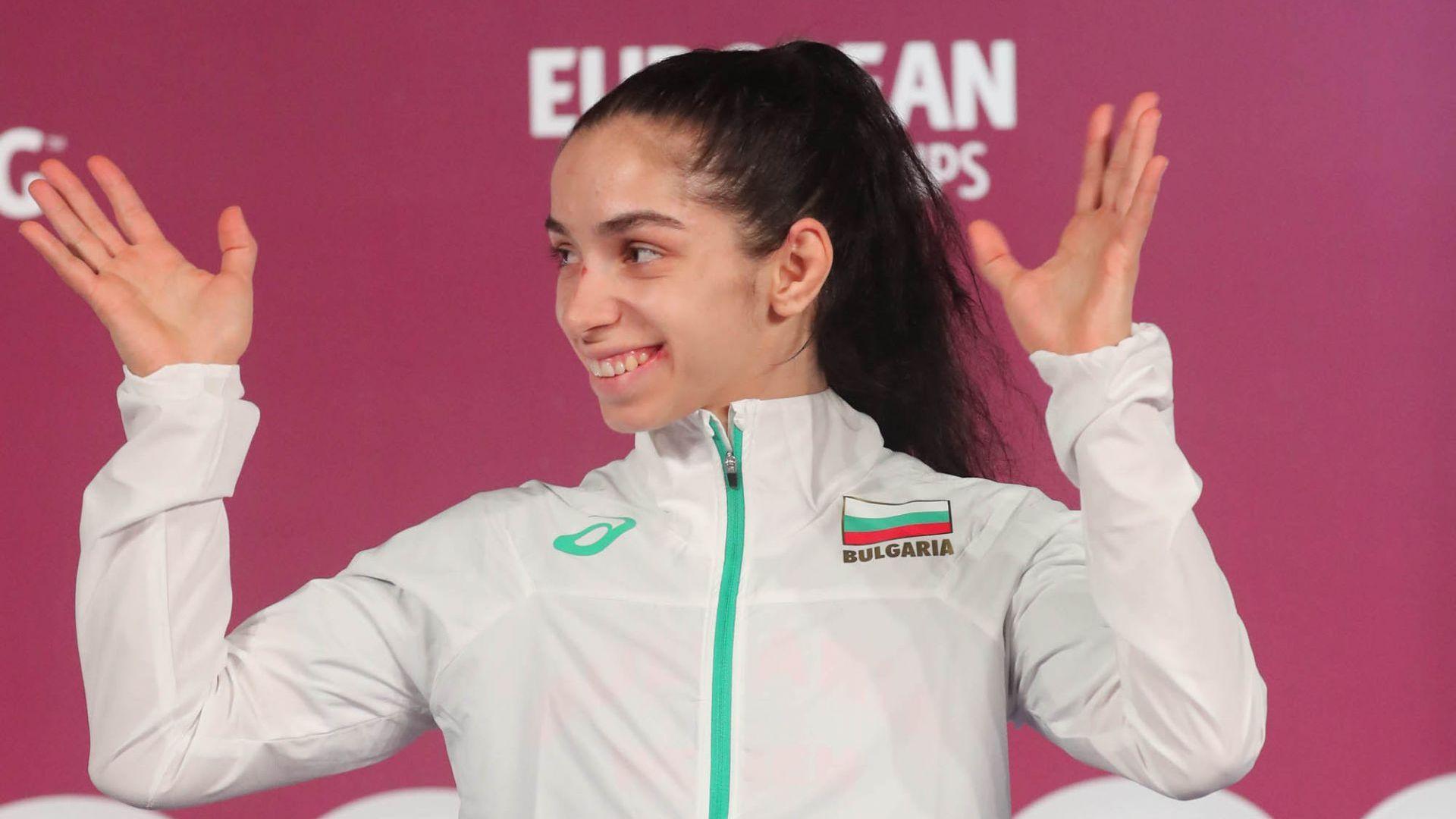 Европейската шампионка Селишка гледа към Олимпиадата