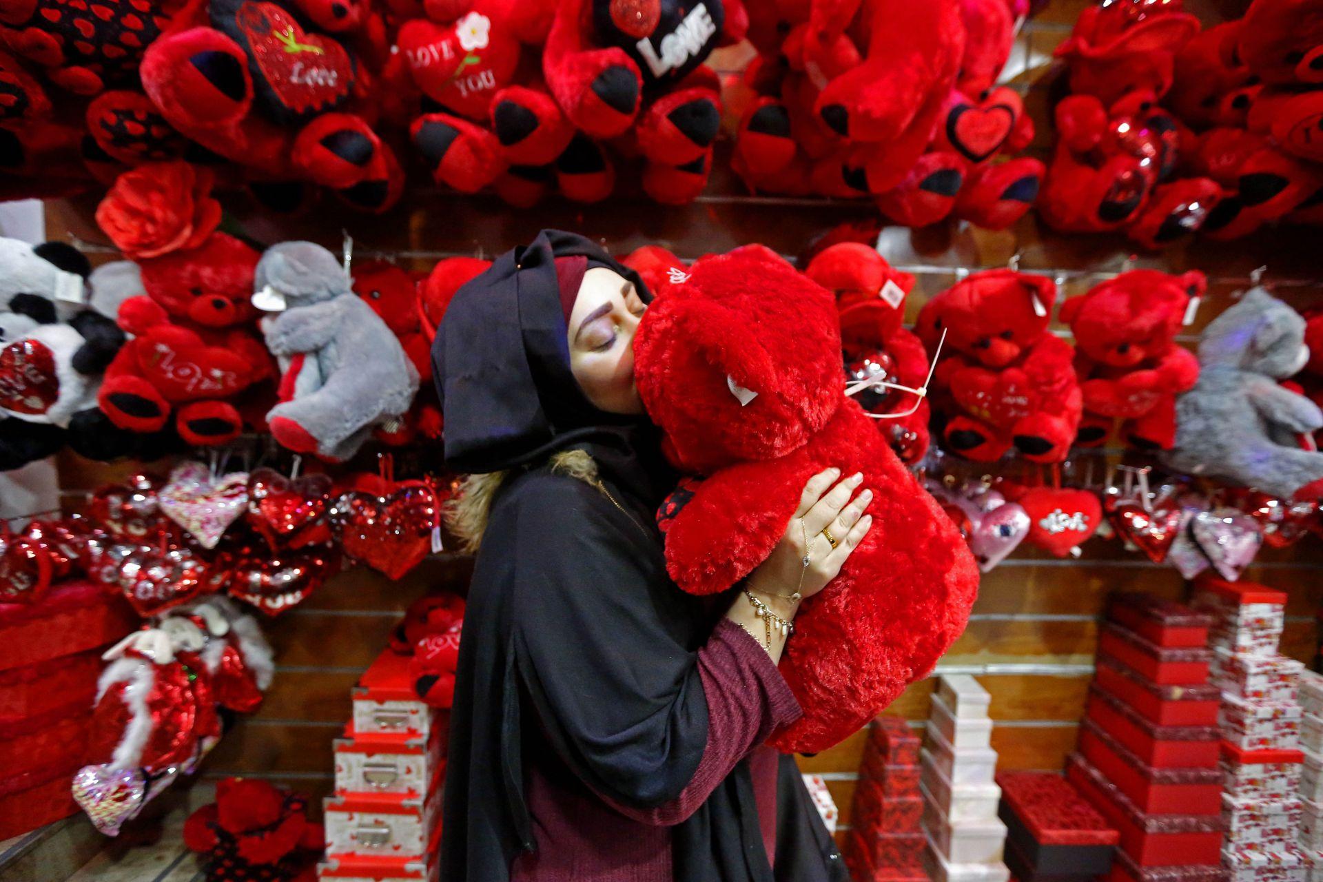 Свети Валентин в Ливан