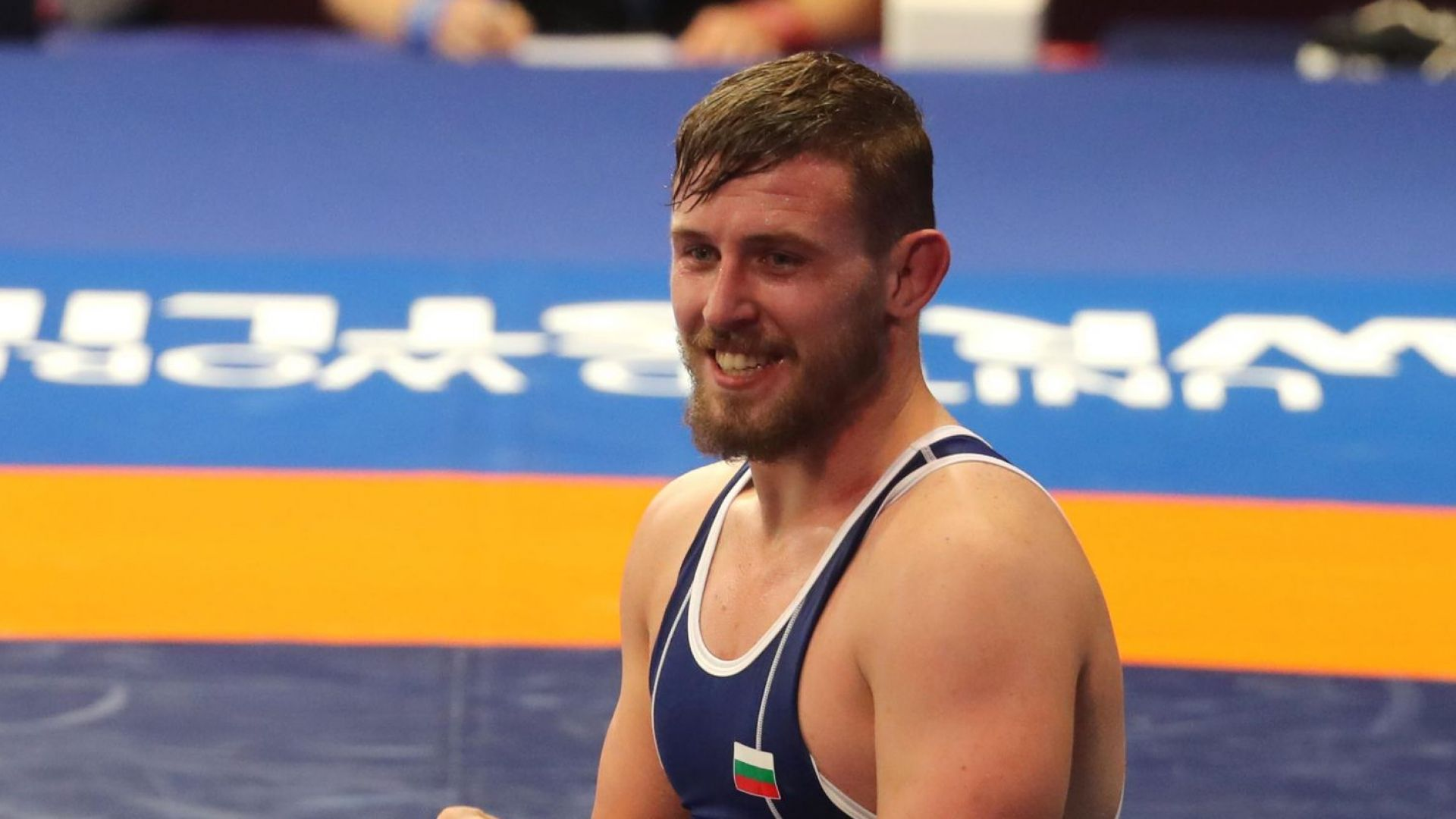 Още един български полуфинал на Европейското по борба