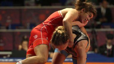 Безапелационна Тайбе Юсеин грабна седмия си медал от Европейско първенство