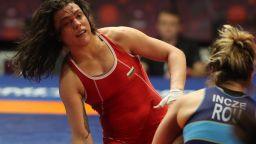 Мими Христова спечели четвърта олимпийска квота за България при дамите