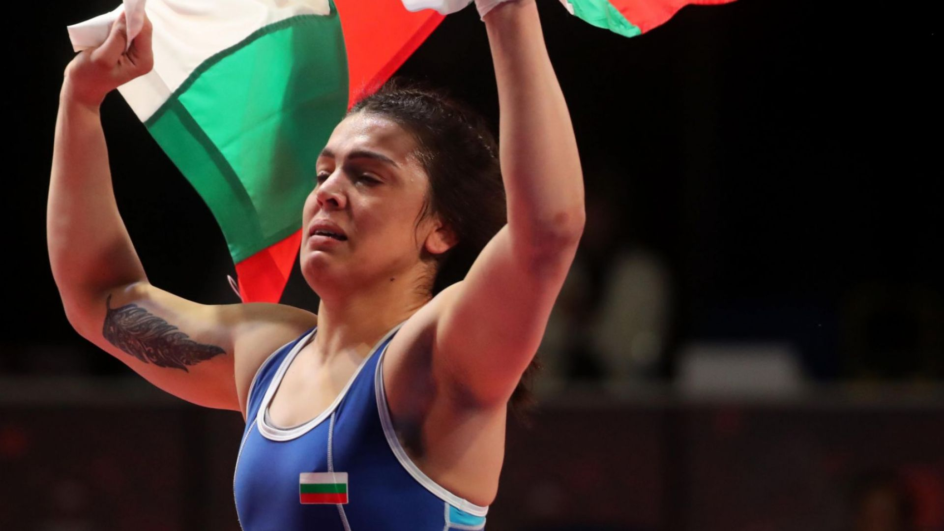 Мими Христова се класира на полуфинал на Световното по борба
