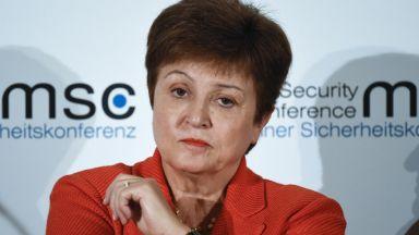 Кристалина Георгиева влезе в списъка  на 100-те най-влиятелни жени във финансите в САЩ