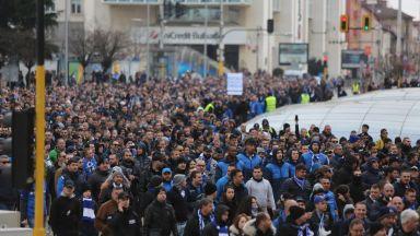 Левски събра 42 хиляди лева от урните на националния стадион