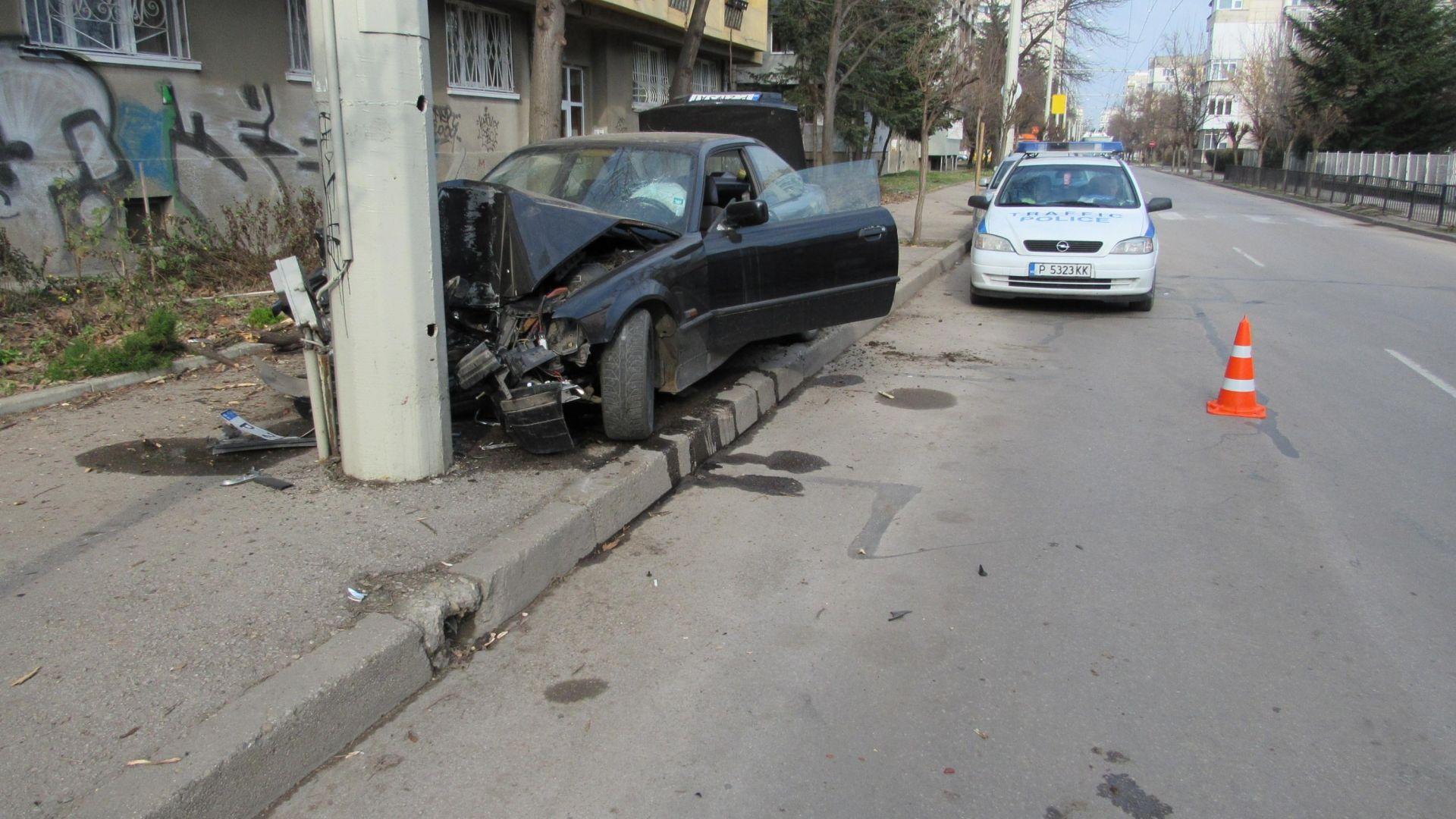 44-годишна жена от Хасково бе задържана, след като бе хваната