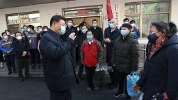 Си Цзинпин е знаел за коронавируса седмици преди да бъде съобщено за заплаха