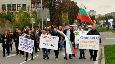 В Силистра на протест - блокираха ГКПП заради преминаващите тирове