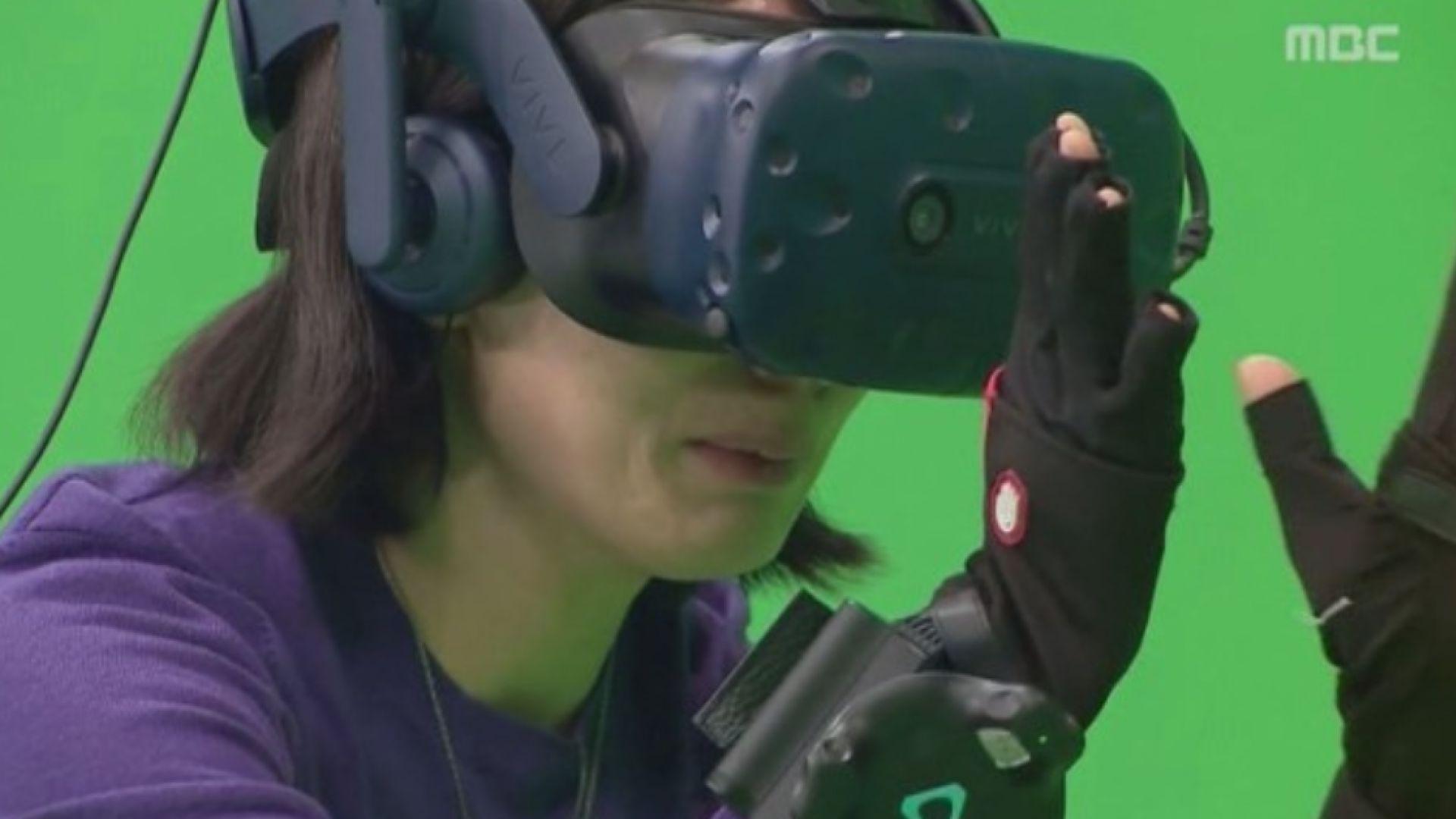 Майка говори с починалото си дете благодарение на виртуална реалност (видео)
