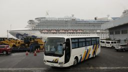 """И Италия евакуира свои граждани от """"заразения"""" круизен кораб """"Даймънд принцес"""""""