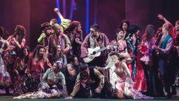 """Народният театър на Ниш ни гостува с """"Таборът отива към небето"""""""