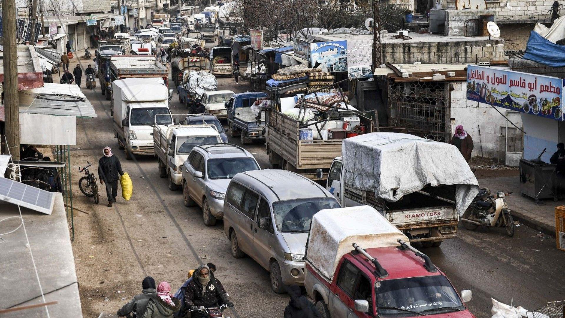 Кой ще овладее Сирия: Турция или Русия?