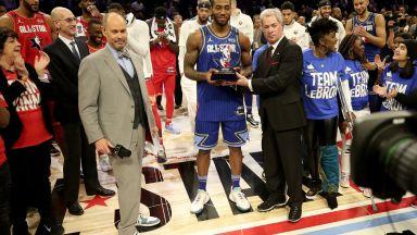 Играчите в НБА получават пълните си заплати