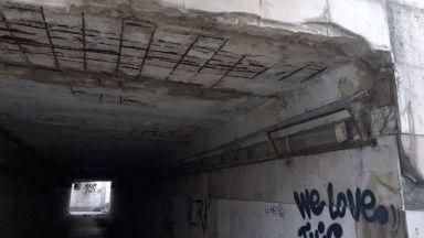Варненци искат ремонт на ужасяващ подлез (снимки)