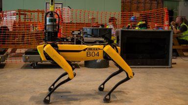 Ford нае четириноги роботи Spot за картографиране
