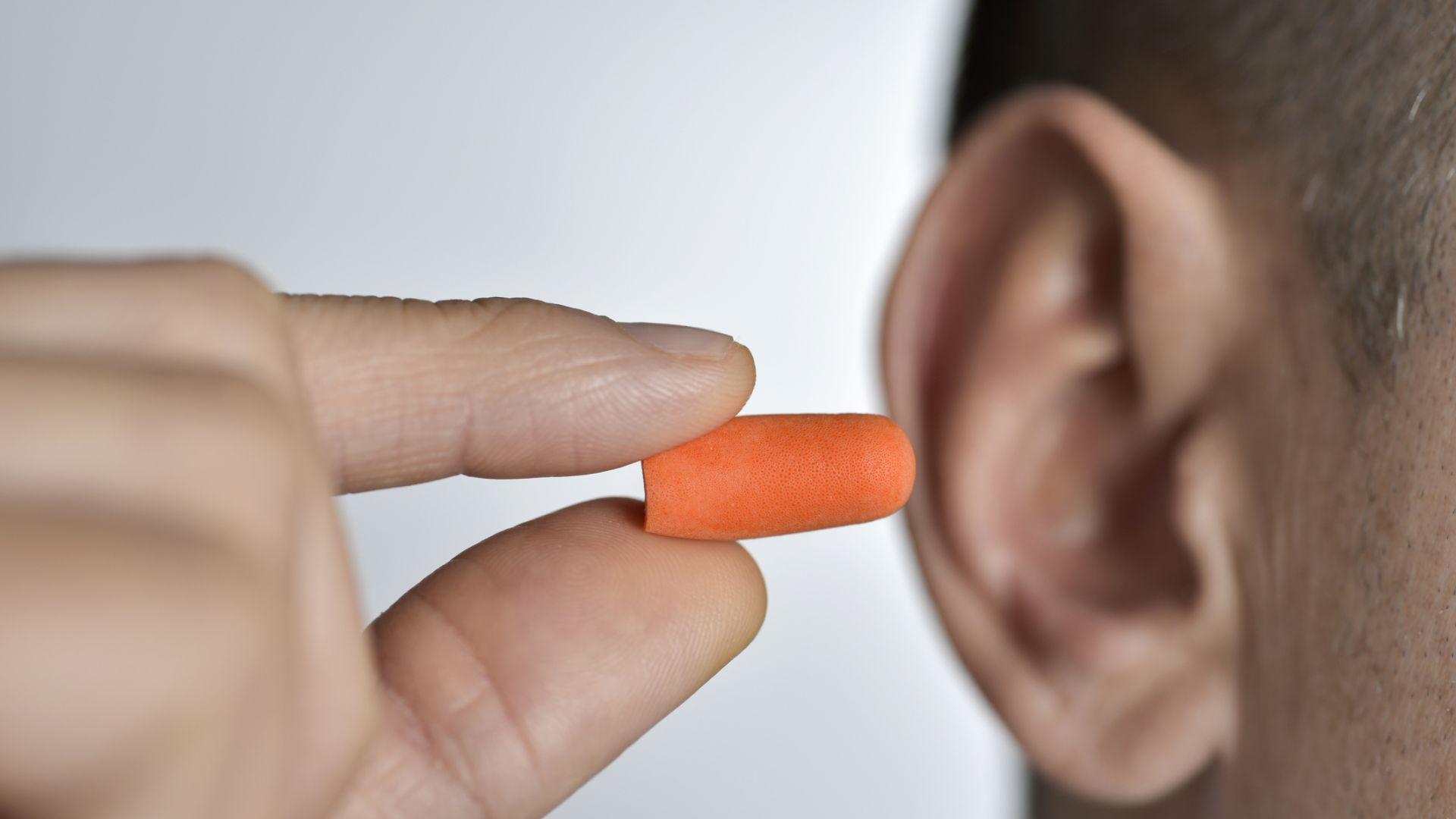Тапите са евтин метод за справянето с досадния шум