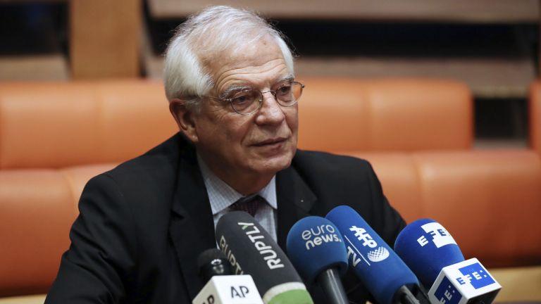 Ръководителят на външнополитическата служба на Европейския съюз Жозеп Борел смята