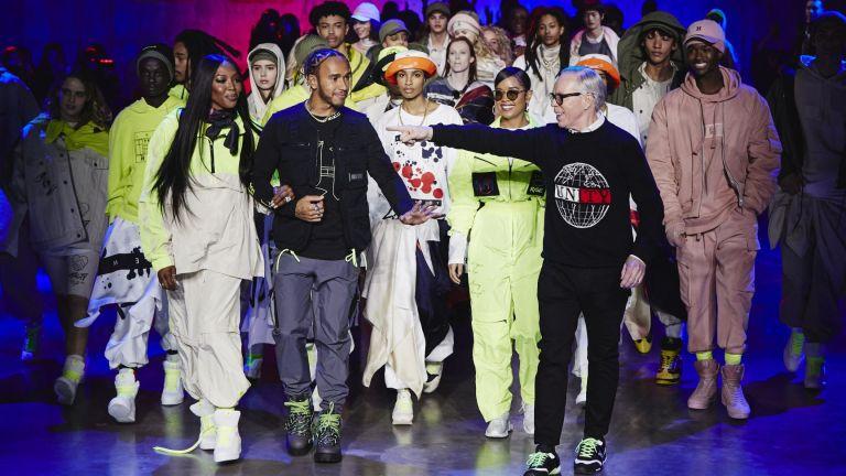 След 3-годишно отсъствие Томи Хилфигър се завърна на Лондонската седмица на модата