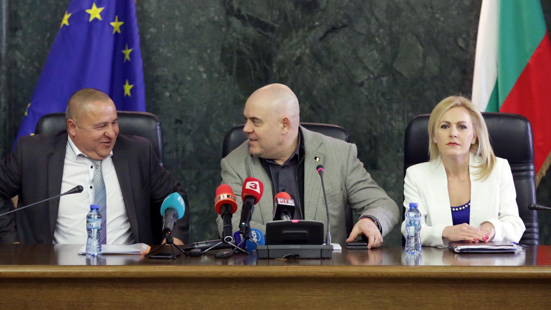 Кмет издал на главния прокурор корумпиран съдия